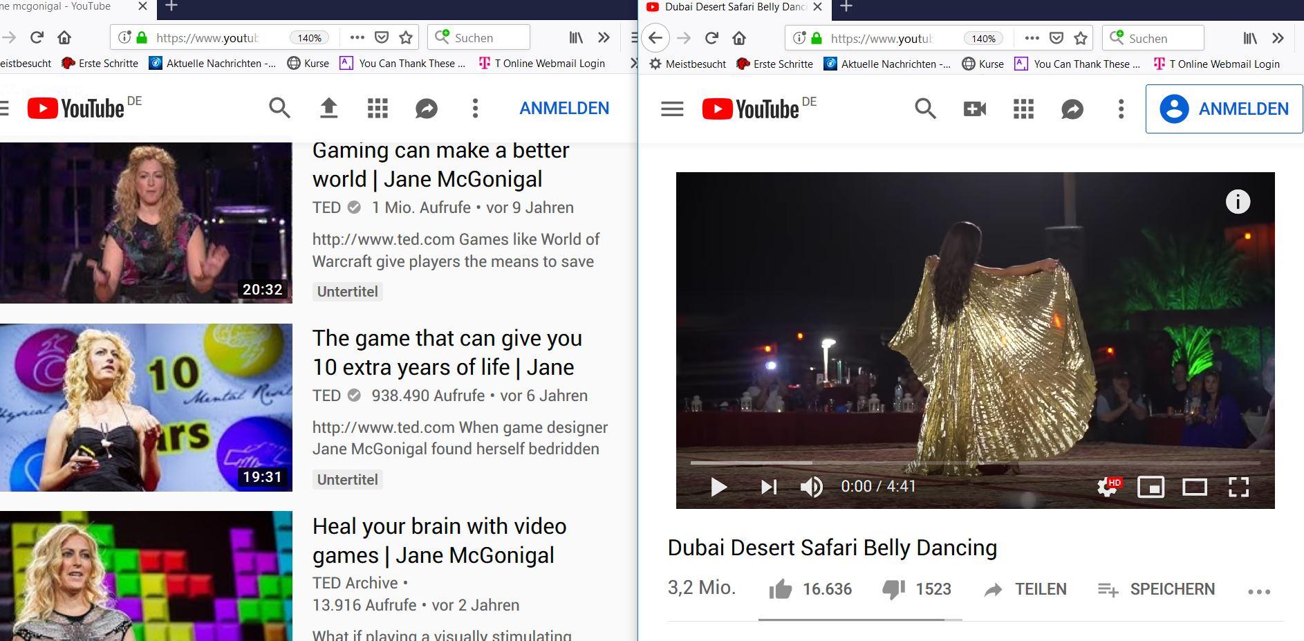 Screenshot aus YouTube