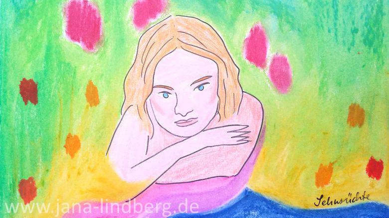 Sehnsüchte, Bild von Jana Lindberg